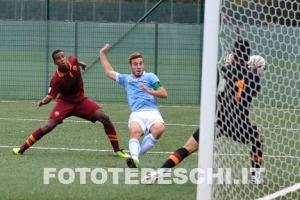 Ancora il laziale Serpieri in azione contro la Roma. Sarà derby con il giallorosso Amato Ciciretti?
