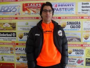 Miro Spataro, allenatore della Stefanese.