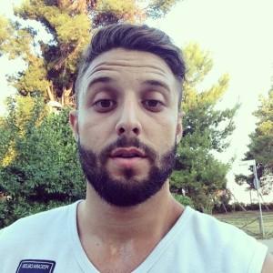 Un primo piano di Luca Berardocco, altro nome accostato al Messina nelle ultime ore
