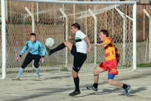 Una fase del match tra Camaro e Messana