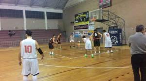 Zafferana-Basket School, Adorno in lunetta