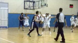 Il Basket School difende a zona