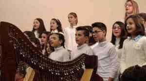 I componenti del coro
