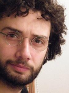 L'attore Luca Fiorino