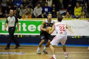Filippo Mori, uno degli atleti di punta del roster bianconero