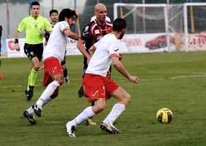 Rajcic pressato da Mancini ed Altobello