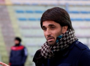 Il tecnico Gianluca Grassadonia