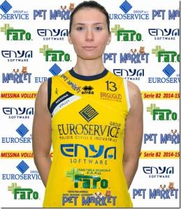 Emma Carnazza (Messina Volley)