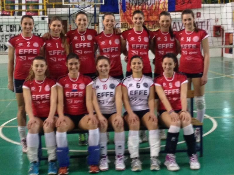 Pallavolo Serie B2 Femminile