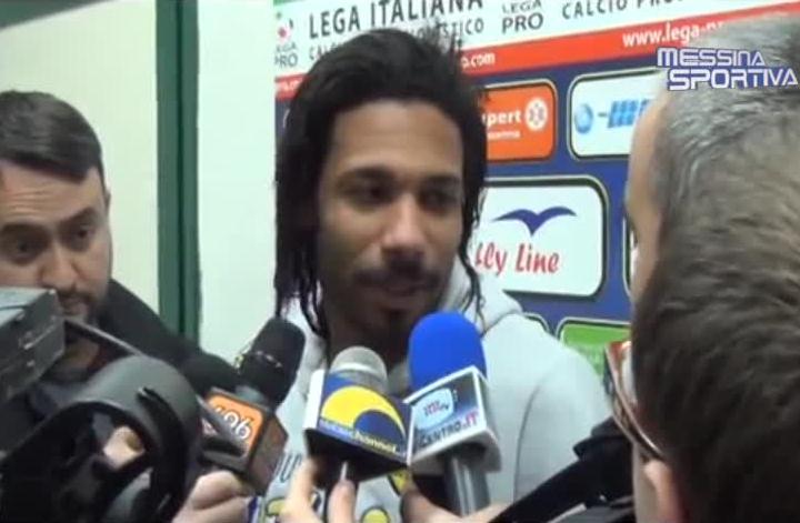 Il centrocampista della Juve  Stabia William Jidayi