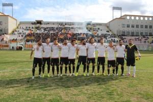 La formazione titolare del Messina