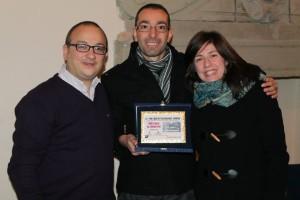 Antonio Magazzù, Matteo Arrigo e Lavinia Aloisio