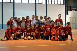 Pistunina e Sporting Club Messina insieme (categoria Piccoli Amici)
