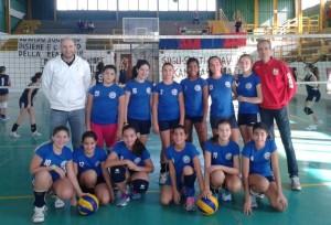 Santa Teresa Volley Under 14