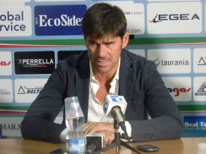 Sottil nella conferenza stampa pre-gara