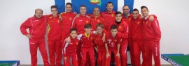 Squadra Messina Table Soccer