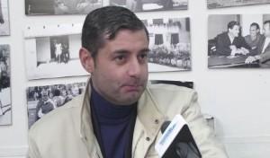 Un primo piano del ds del Messina Danilo Pagni