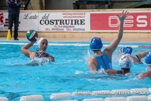 WP Messina - Bogliasco 14-7