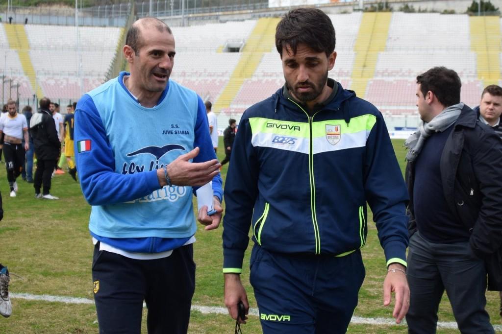 Pancaro e Grassadonia, già compagni di squadra a Cagliari