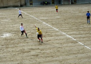 Fase di gioco FC SPADAFORESE-PISTUNINA1