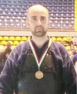 Giuseppe Giannetto, campione italiano individuale
