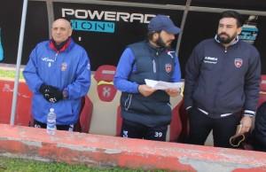 Il tecnico Giorgio Roselli