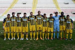 La formazione titolare della Juve Stabia