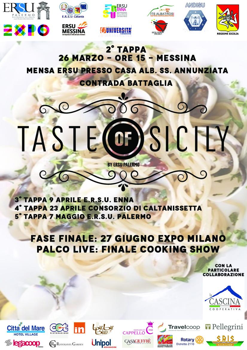 Taste of Sicily by Ersu