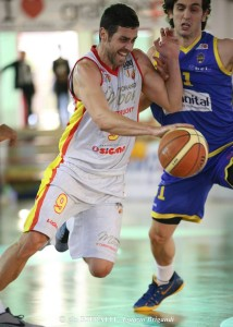 Giuliano Maresca in palleggio