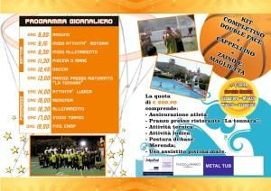 Il programma del 2° Happy Summer Basket