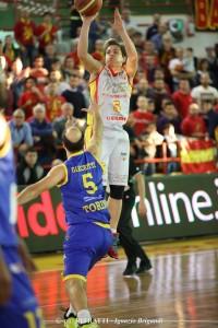 13 punti a Biella per Gianluca Marchetti (foto Brigandì)