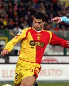 Rahman Rezaei, a segno nell'ultimo Messina-Salernitana