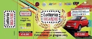 Biglietto Targa Florio
