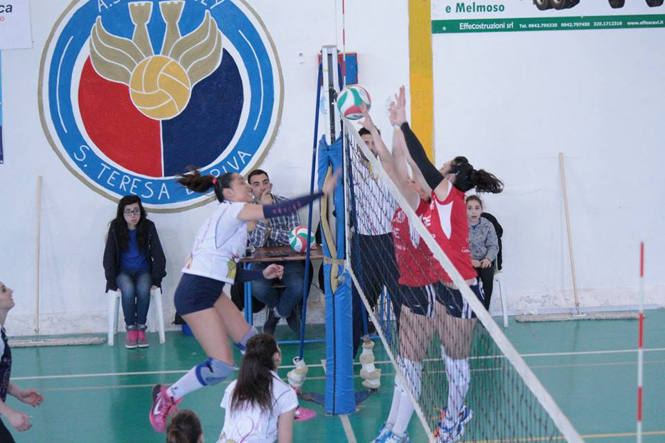 Effe Volley - Pedara 3-0