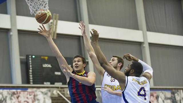 Emir Sulejmanovic in maglia Barcellona