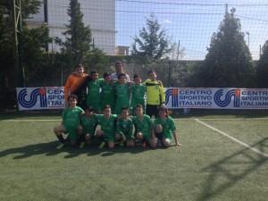 Garden sport Under 12 calcio a 7