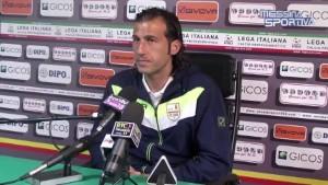 Neppure l'intramontabile Giorgio Corona, autore di 12 reti in campionato, è riuscito a tenere galla un deludente Messina