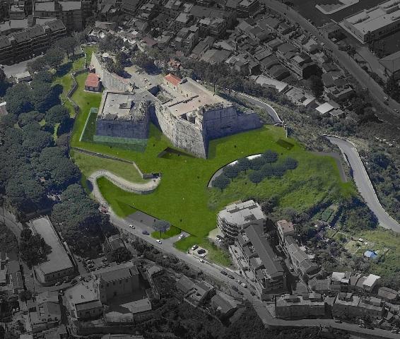 Il Parco Museo di Castel Gonzaga