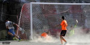 Germanò sigla l'1-0 nel playout contro la Stefanese: arriva la salvezza