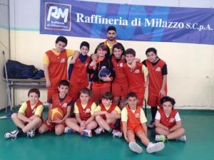 Minibasket torneo dell'Amicizia Milazzo