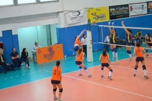 Azione Messana Tremonti-Jonio Volley