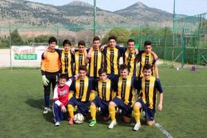 Oratorio Salesiano San Matteo 1 cl.fase regionali Junior Tim Cup 2015