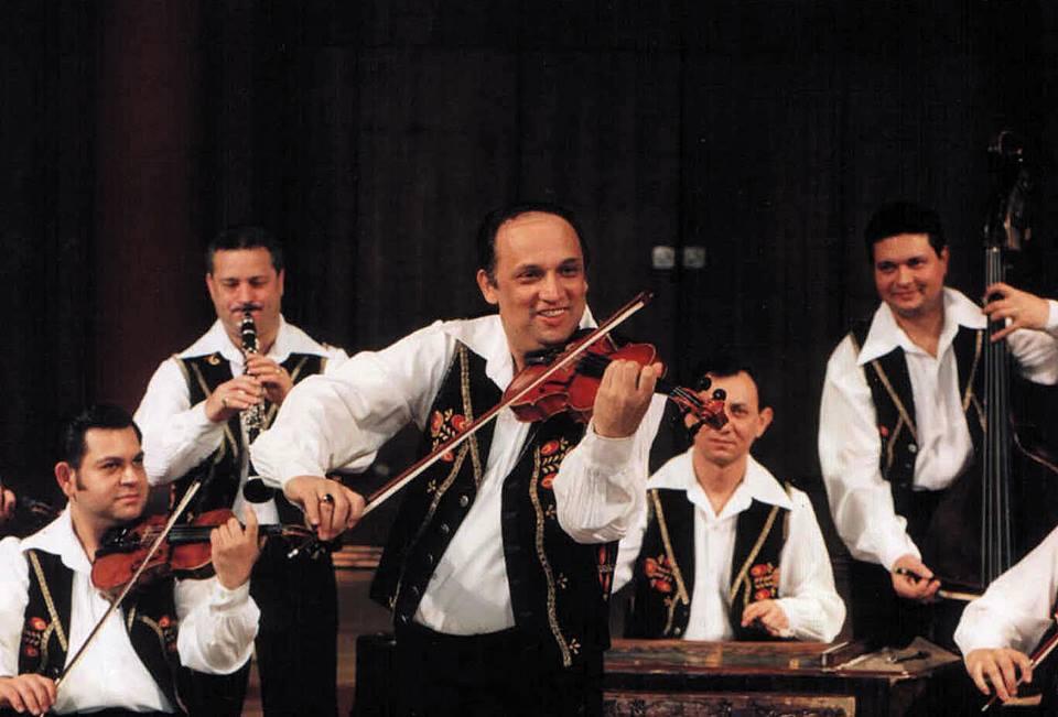 Orchestra Tzigana