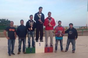 """Il podio della """"Sicilia Hockey League"""""""