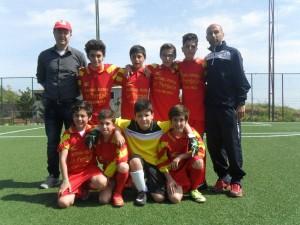 San Filippo del Mela Under 12 calcio a 7