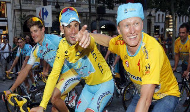 Nibali al Tour