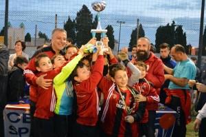 Lo Sc Sicilia, tra le squadre premiate