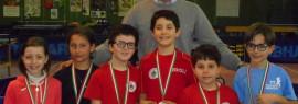 Trofeo Teverino Ping pong 2015