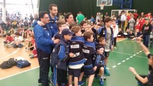 Quarto posto finale per il Minibasket Milazzo
