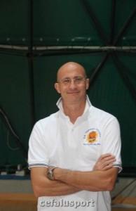 L'allenatore del Cocuzza Francesco Romeo